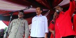 Sesumbar Jokowi di Bumi Cendrawasih