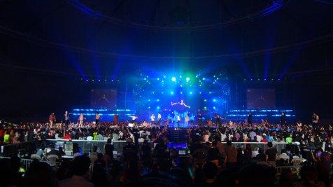 Konser bintang K-Pop. ©soompi.com