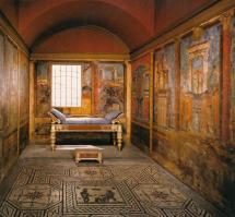 Roman Villa Ancient Rome Interior