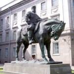 Image for Владимир Суровцев: Было бы великолепно, если бы удалось вернуть памятник Александру III на его прежнее место