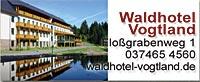 Waldhotel Vogtland – Ortsteil Mühlleithen