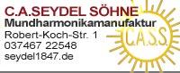 C.A.SEYDEL SÖHNE - Mundharmonikamanufaktur seit 1847