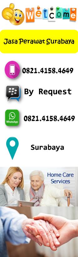 Jasa Perawat Home Care di Surabaya