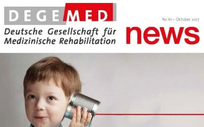 Degemed-Newsletter 61