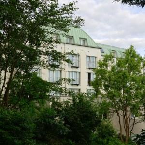 Ansicht Nord - Klinik am See