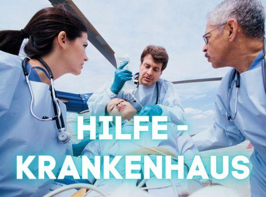 Hilfe krankenhaus
