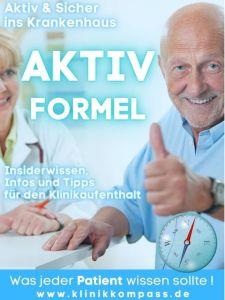 Krankenhausaufenthalt.Patientenrategeber.Aktivformel