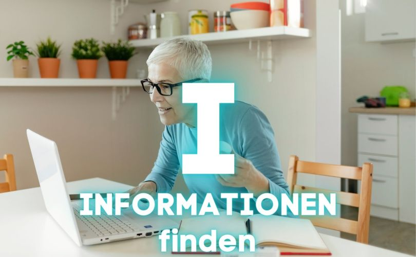 Informationen finden