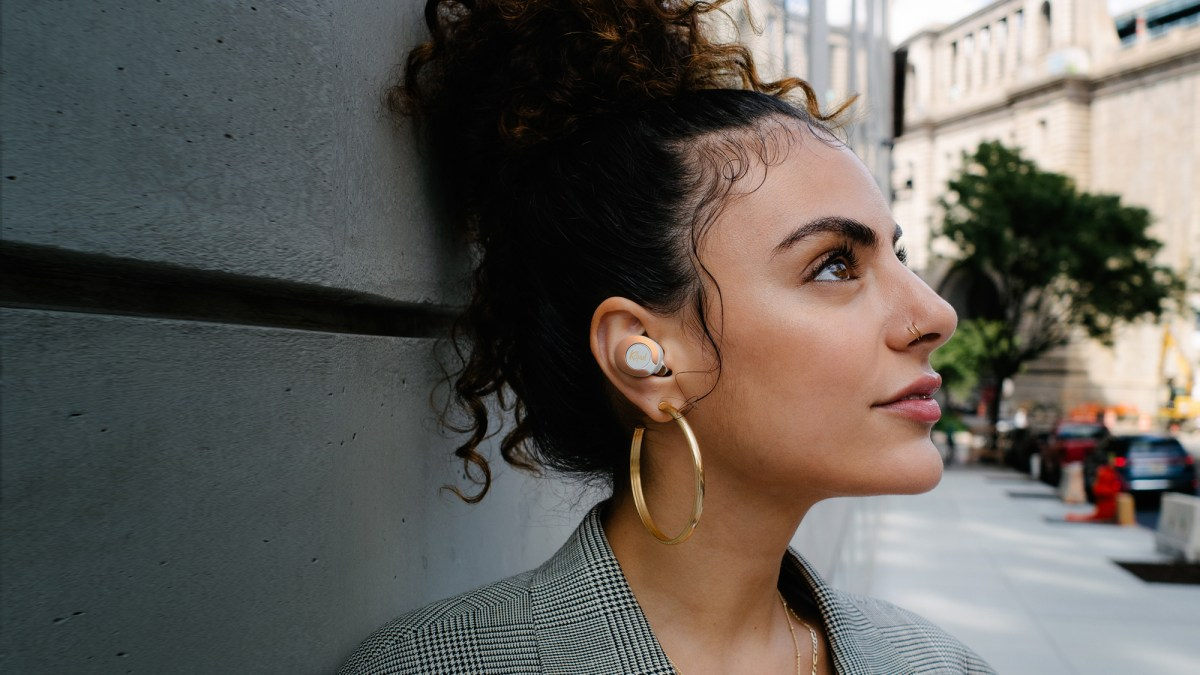 Klipsch T5 11 head gesturing wireless earbuds