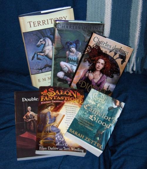 Michelle\'s Birthday Books