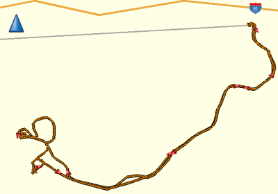 coopers-rock-bike-route