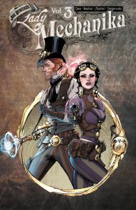 Lady Mechanicka: The Lost Boys of West Abbey