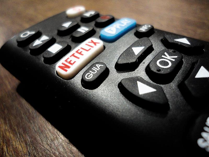 Lieblingsserien auf Netflix