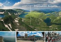 """Pirmojo lietuviško kelionių gido """"Prisijaukinti Bulgariją"""" viršelis"""