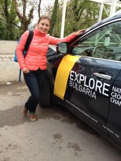 Apie toleranciją ir Lietuvą Virginija pasakojo susitikimuose su moksleiviais ir pedagogais, keliaudama po šalį su savanorystės projektu.
