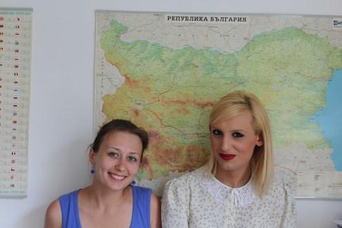 Virginija Pupeikytė-Dzhumerova geriau Bulgariją pažino keliaudama po šalį su toleranciją skatinančiu projektu.