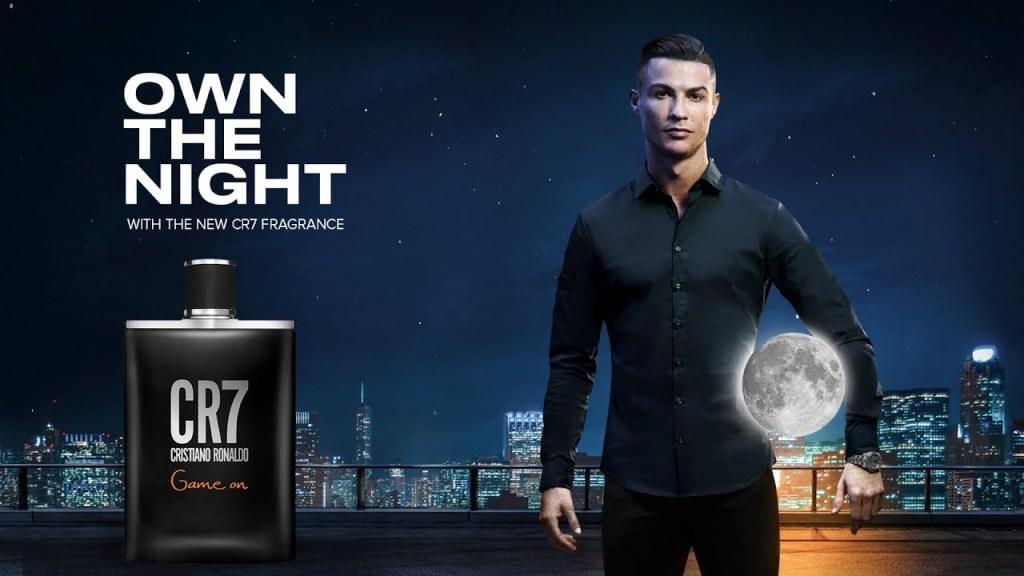 Cristiano Ronaldo - Possiedi la fragranza notturna