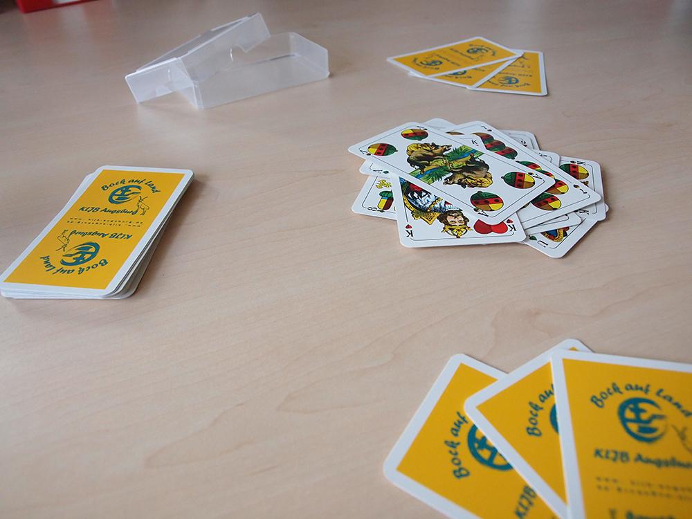 Schafkopfkarten