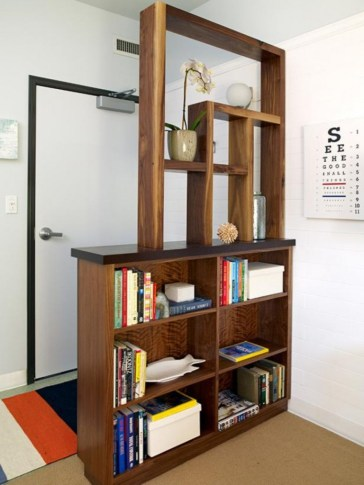 create an entry way or room divider