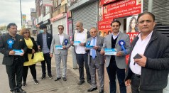 Conservatives election campaign in England (2)