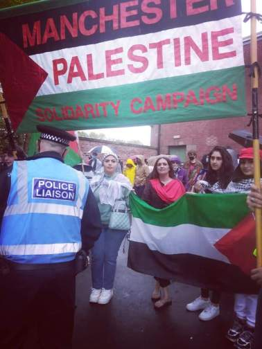 Solidarity with Palestine in UK and Europe (23)
