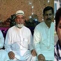 پیرابواحمد مقصود مدنی کے بھتیجے کےانتقال پرمریدین،دوست احباب اور قریبی رفقا کا اظہار تعزیت