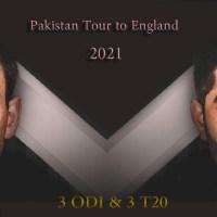 دورہ برطانیہ کیلئے پاکستان کرکٹ ٹیم کے  حتمی شیڈول کا اعلان، تین ون ڈے اور تین ٹی ٹونٹی کھیلے جائینگے