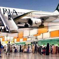 پی آئی اے  کا پاکستان جانے اور برطانیہ آنیوالے مسافروں کیلئے خصوصی پروازوں کاپلان تیار