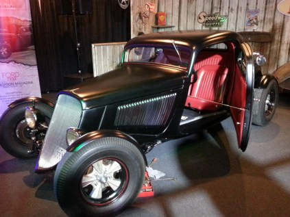 Ford Low Boy 1933