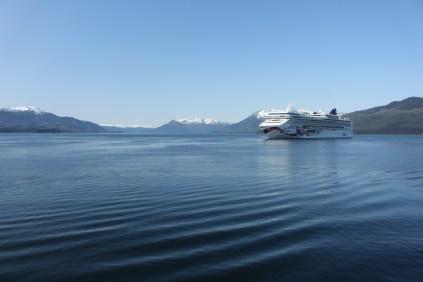 Icy Point Strait