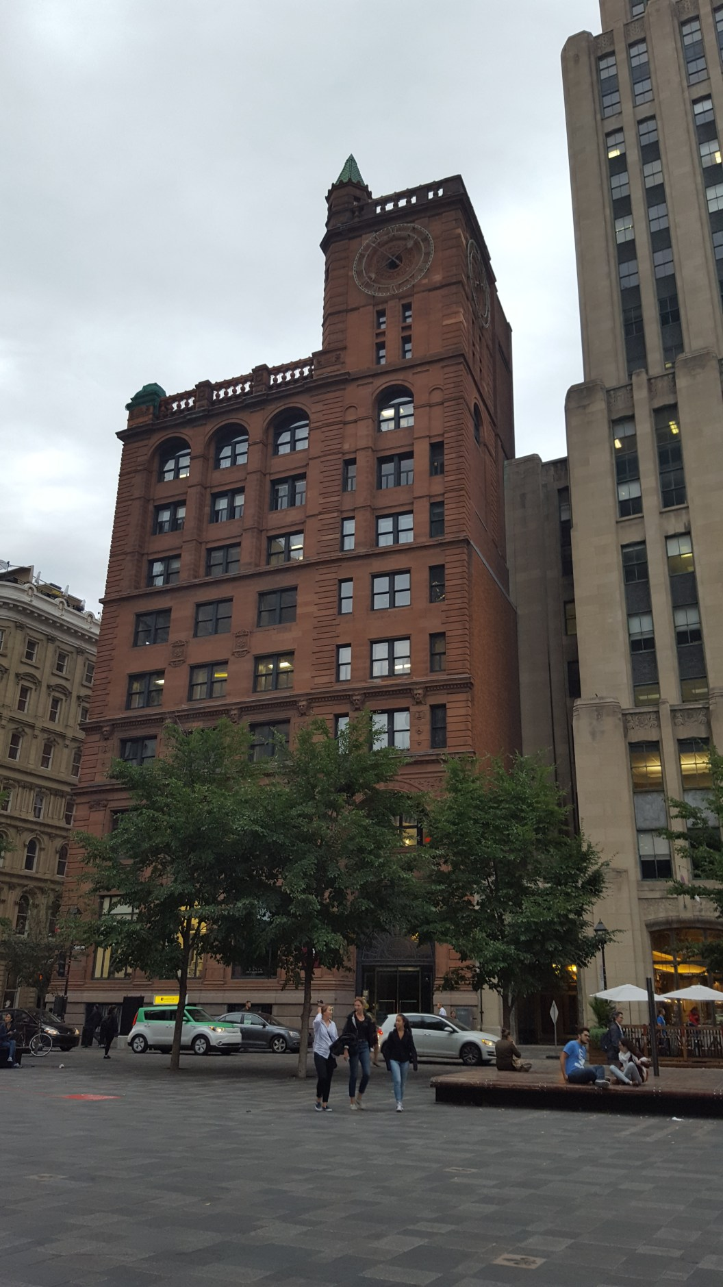 New York Insurance Building