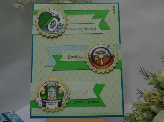 Kim Styles Cards - Perfectly Vintage 1