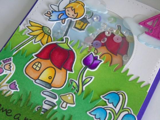 Kim Styles Cards - Fairy Friends
