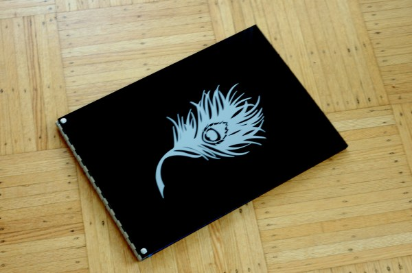 Portfolio Case Design Feathered Dreams