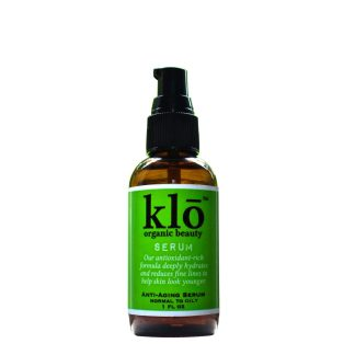Klō Organic Beauty serum oily/acne-prone