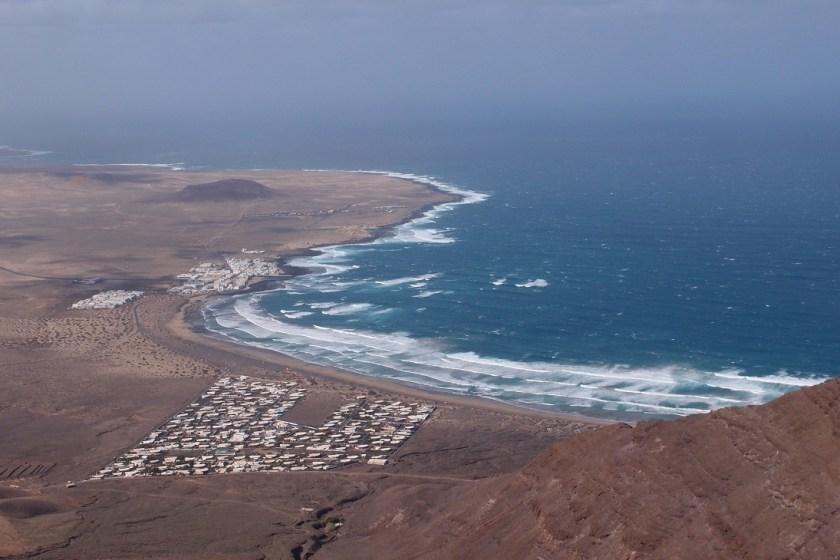 Západní pobřeží a nemilosrdné větry