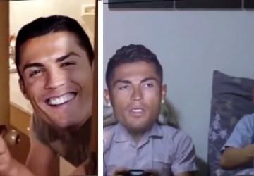 Ronaldo a Messi skončili v jednej posteli! Žeby priatelia? Pozrite video! :-)