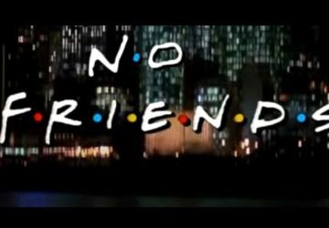 Smutný príbeh osamoteného muža ako paródia na známy seriál, bavila internet