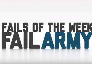 Pozrite si zábavnú sériu FailArmy na mesiac Apríl! Smiech zaručený!