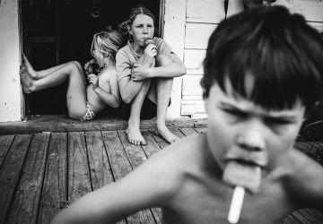Nádherné fotografie detstva bez elektroniky a internetu! Prežili ste podobné?