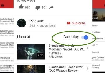 YouTube umožní automatické prehrávanie videí v aplikácií. Ako ho vypnúť?