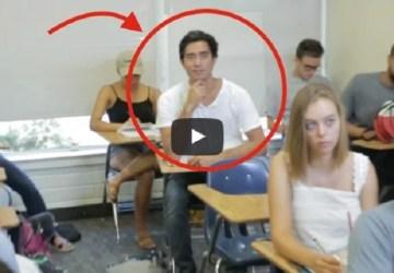 Prečo si v škole nepospať? Youtuber ti prezradí skvelý trik, ako na to!