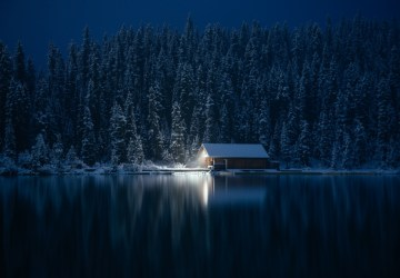 Hľadáte miesto, kde zažijete relax po ťažkom týždni? Pozrite sa na tieto nádherné domčeky, v ktorých uniknete od reality