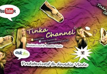 Budúce hviezdy YouTube? #7: Tinka Channel