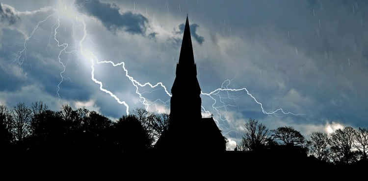 Verte neverte: Záhadný blesk