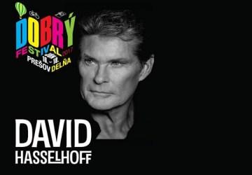David HASSELHOFF sa chystá na prehliadku Prešova a osobne pozýva fanúšikov na DOBRÝ FESTIVAL!