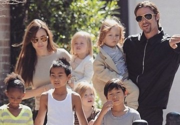 Jedenásťročnú dcéru Angeliny Jolie a Brada Pitta by ste v súčasnosti nespoznali. Vyzerá totiž ako chlapec!