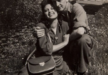 Žena, ktorá bola zachránená z koncentračného tábora a muž, ktorý ju zachránil, ani netušili, že spolu strávia viac ako 70 rokov života