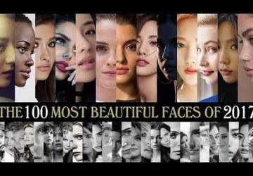 Toto je 100 najkrajších žien za rok 2017. V rebríčku kraľuje nádherná filipínsko-americká herečka