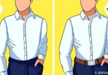 Muži i ženy robia často v obliekaní chyby! Týchto 13 pravidiel obliekania vám ozrejmí, čo ako sa čo nosí